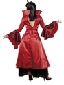 Adult Devil's Temptress Costume  - Side View - Thumbnail