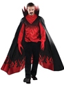Adult Diablo Devil Costume  - Back View - Thumbnail