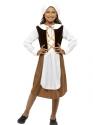 Child Tudor Girl Costume Thumbnail