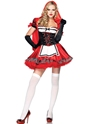 Adult Divine Miss Red Costume Thumbnail