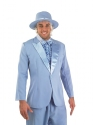Adult Dumb & Dumber Harry Dunne Christmas Tuxedo Costume  - Back View - Thumbnail