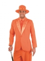 Adult Dumb & Dumber Lloyd Christmas Tuxedo Costume  - Back View - Thumbnail