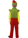 Child Elf Boy Costume  - Side View - Thumbnail