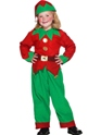 Child Elf Costume  - Back View - Thumbnail