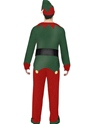 Adult Elf Costume  - Back View - Thumbnail