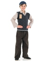 Child Evacuee School Boy Costume Thumbnail