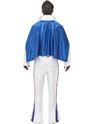 Adult Evel Knievel Costume  - Back View - Thumbnail