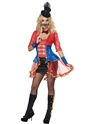 Adult Ladies Ringmaster Costume Thumbnail