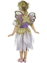 Child Fairy Princess Costume  - Back View - Thumbnail
