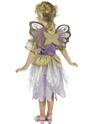 Child Fairy Princess Costume  - Back View - Thumbnail