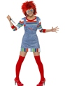Adult Female Chucky Costume Thumbnail