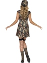 Fever Army Costume  - Side View - Thumbnail
