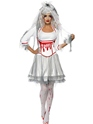 Adult Fever Blood Drip Bride Costume Thumbnail