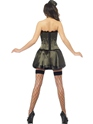 Adult Fever Boutique Army Costume  - Side View - Thumbnail
