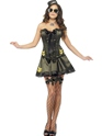 Adult Fever Boutique Army Costume Thumbnail