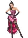 Adult Fever Boutique Can Can Diva Costume Thumbnail
