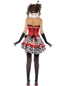 Adult Fever Boutique Clown Cutie Costume  - Side View - Thumbnail