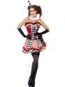 Adult Fever Boutique Clown Cutie Costume Thumbnail
