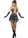 Adult Fever Boutique Gangster Costume Thumbnail