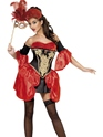Adult Fever Boutique Halloween Baroque Costume Thumbnail