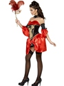 Adult Fever Boutique Halloween Baroque Costume  - Side View - Thumbnail