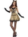 Adult Fever Boutique Kitty Costume Thumbnail