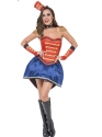 Adult Fever Boutique Ringmaster Costume Thumbnail