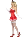 Adult Fever Boutique Nurse Costume  - Back View - Thumbnail