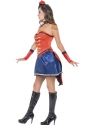 Adult Fever Boutique Ringmaster Costume  - Back View - Thumbnail