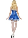Adult Fever Boutique Sailor Costume  - Side View - Thumbnail