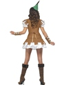 Adult Fever Boutique Sexy Robin Hood Costume  - Side View - Thumbnail