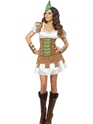 Adult Fever Boutique Sexy Robin Hood Costume Thumbnail