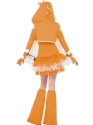 Adult Fever Clownfish Costume  - Back View - Thumbnail