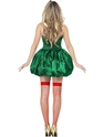 Adult Fever Festival Tree Costume  - Side View - Thumbnail
