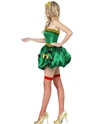 Adult Fever Festival Tree Costume  - Back View - Thumbnail