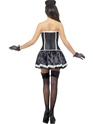 Adult Fever French Maid Costume  - Side View - Thumbnail