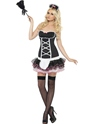 Adult Fever French Maid Fancy Costume Thumbnail