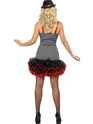 Adult Fever Gangster Costume  - Side View - Thumbnail