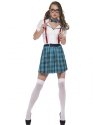 Adult Geek School Girl Costume Thumbnail