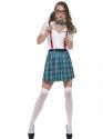 Adult Geek School Girl Costume Thumbnail