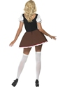 Adult Fever Heidi Costume  - Side View - Thumbnail