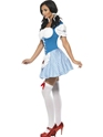 Adult Kansas Cutie Dorothy Costume  - Back View - Thumbnail