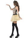 Adult Fever Kitten Gleam Costume  - Back View - Thumbnail