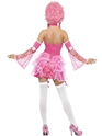 Adult Fever Marie Antoinette Costume  - Back View - Thumbnail