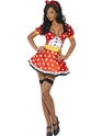 Adult Fever Miss Mouse Costume Thumbnail