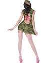 Fever Pin Up Camo Cutie Costume