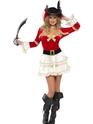 Adult Fever Plentiful Pirate Costume Thumbnail