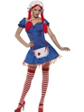Adult Fever Ragdoll Costume Thumbnail