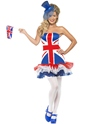 Adult Fever Rule Britannia Union Jack Costume Thumbnail