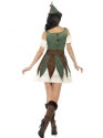 Adult Fever Sexy Outlaw Costume  - Side View - Thumbnail